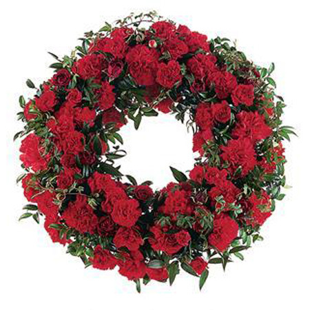WREATH (REGARDS)