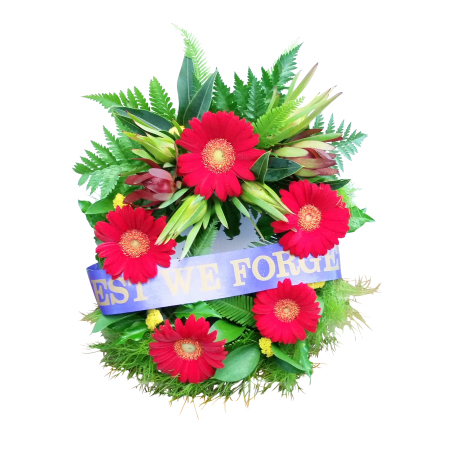 Traditional ANZAC Wreath