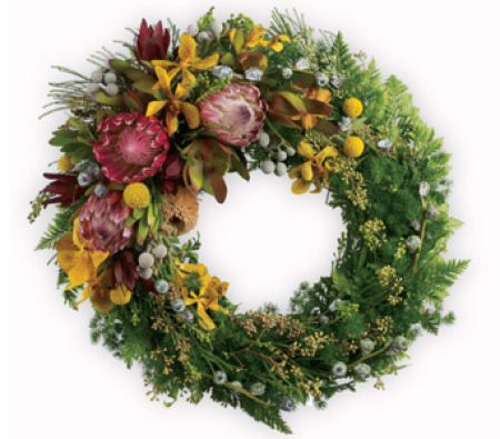 WREATH(AUSTRALIANA)