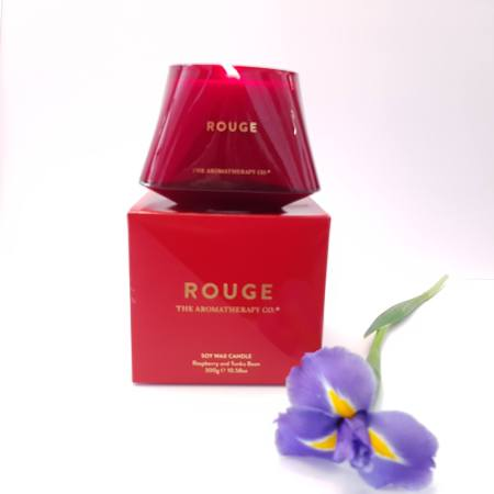 Rouge Candle
